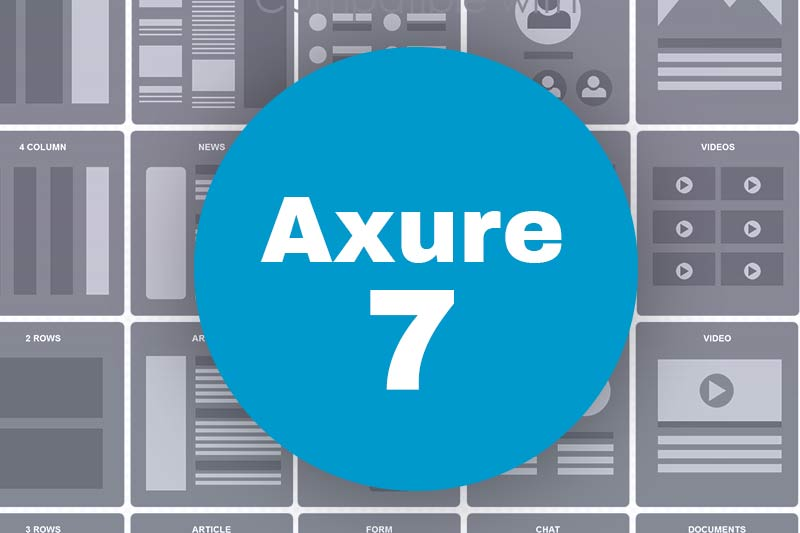 Google Material Icons for Axure
